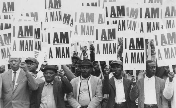 (8885) I AM a Man