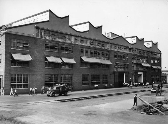 Walter P. Reuther Library (9187) Buildings, Automobile ...