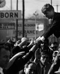 (9961) Portrait, Robert F. Kennedy, Detroit, 1960