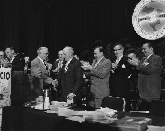 (10504) 1958 AFL-CIO Convention