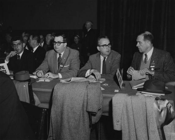 (10505) 1958 AFL-CIO Convention