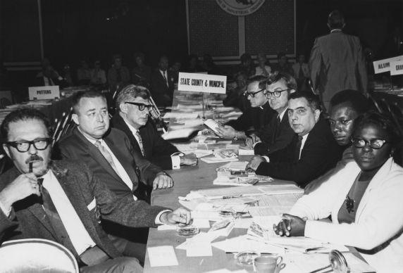 (10513) AFL-CIO Convention