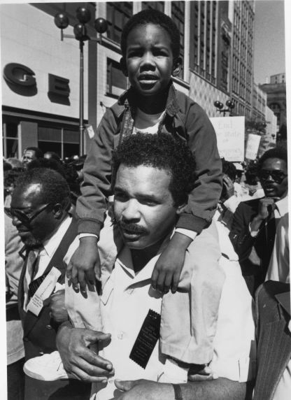 (11777) March for South African Freedom