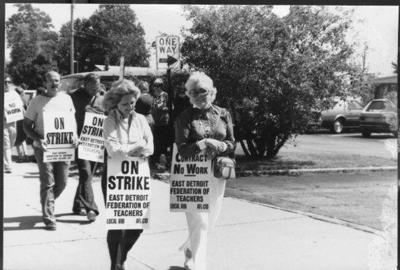 (11779) Strike, East Detroit Federation of Teachers, Local 698