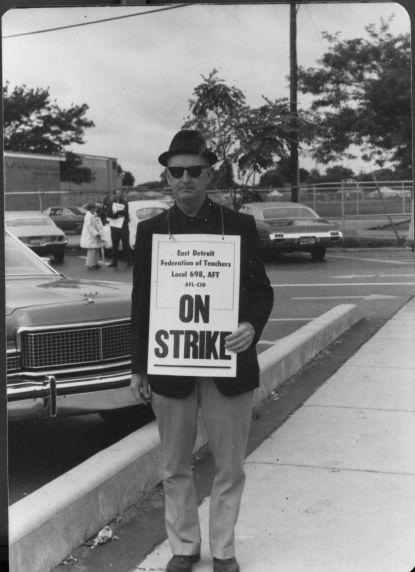 (11782) Strike, East Detroit Federation of Teachers, Local 698