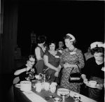 (11876) Ladies at a tea