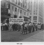 (12125) Demonstration, New York Teacher's Guild, Local 2, AFT