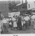 (12126) New York Teacher's Guild, AFT, Local 2, Demonstration
