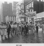 (12127) New York Teacher's Guild, AFT, Local 2, Demonstration