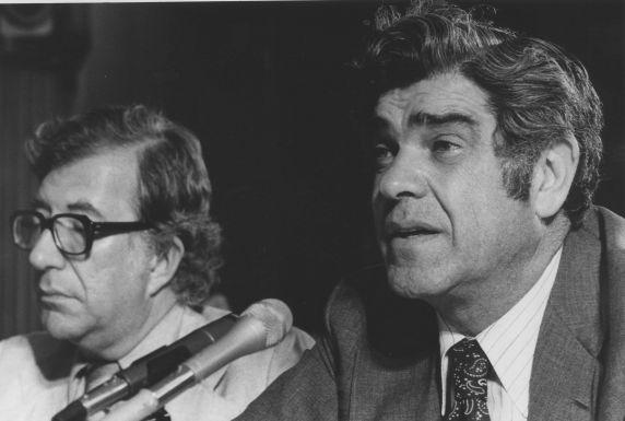 (12130) Victor Gotbaum and Albert Shanker