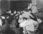 (12131) Albert Shanker being released from jail