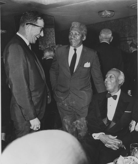 (12160) Albert Shanker, Bayard Rustin, and A. Philip Randolph