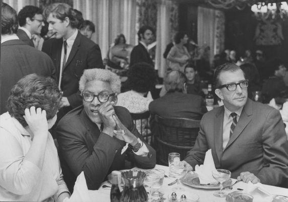 (12161) Bayard Rustin and Albert Shanker