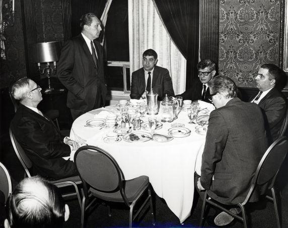 (12299) International Executive Board Meeting