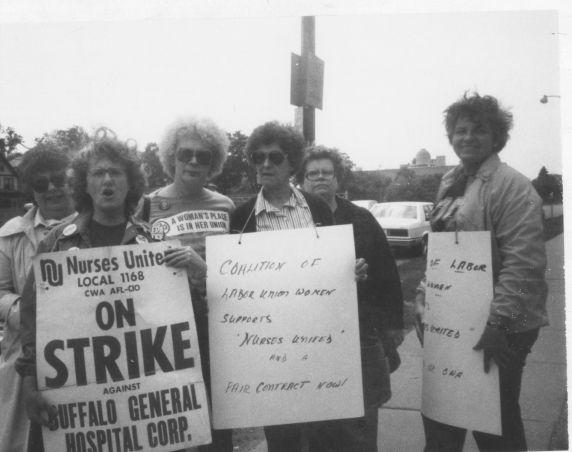 (28332) CLUW strikers