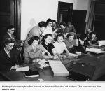 Classes, sewing, Detroit, Michigan