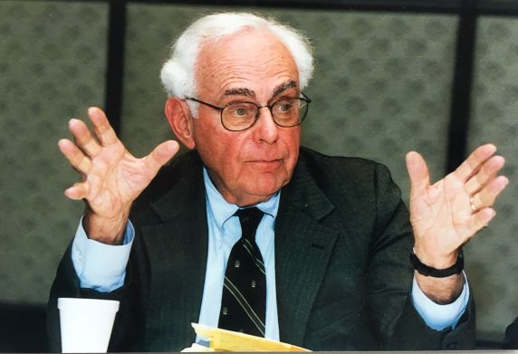 Judge Avern L. Cohn, 2002