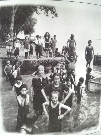 Fresh Air Society, Camp Tamarack, Belle Isle, 1902