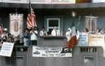 (32810) Hispanos Unidos march, Detroit, Michigan, circa 1991