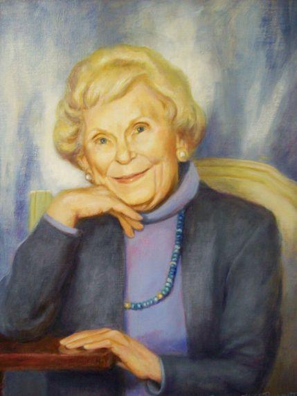 Portraits, Mildred Jeffrey, Undated