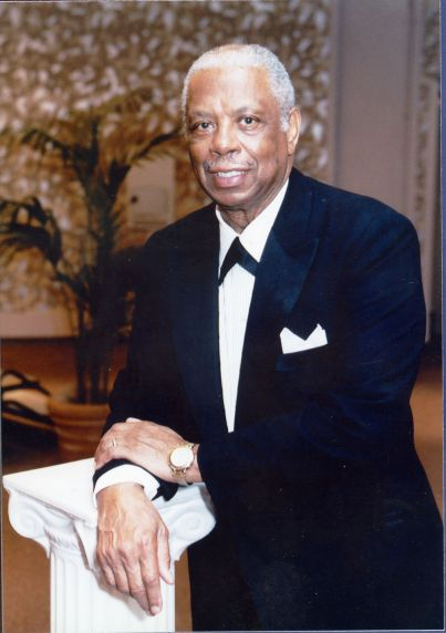 (41859) Judge Damon J. Keith, Portrait