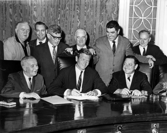 (30478) Creation of New York City Office of Collective Bargaining, 1967