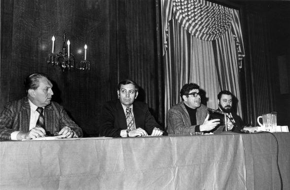 (30487) New York City management - AFSCME workshop, 1973