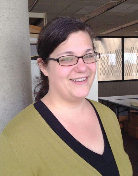 Meghan Courtney, AFSCME Archivist