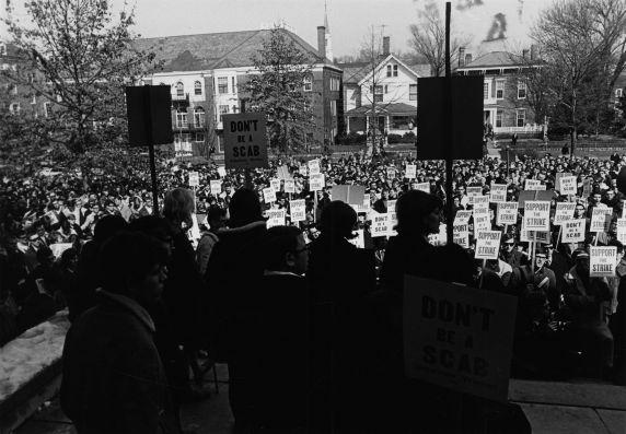 (7646) Ohio University strike