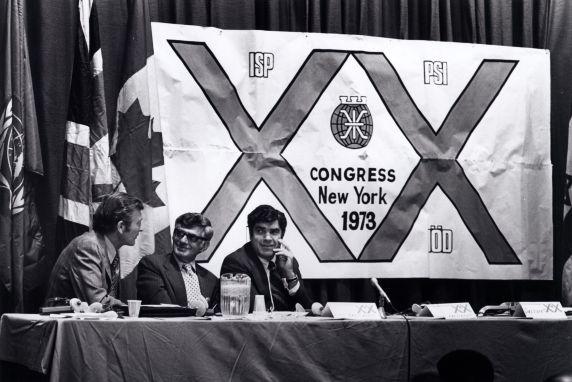 (12262) Public Services International World Congress