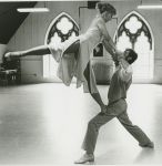 Denise Szykula and Dennis East