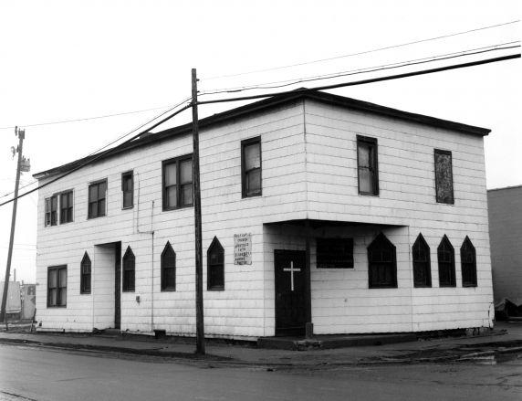 (WSAV002727_004) Poletown, Churches, Exterior Views, 1981