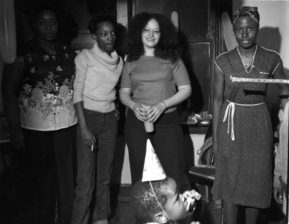 (WSAV002727_010) Poletown, Residents, Celebrations, 1981