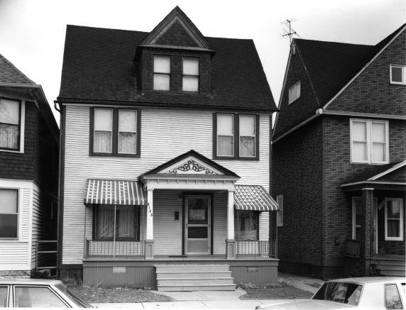 (WSAV002727_027) Poletown, Street Views, Piquette, 1981