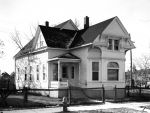 (WSAV002727_031) Poletown, Residential Street Views, 1981