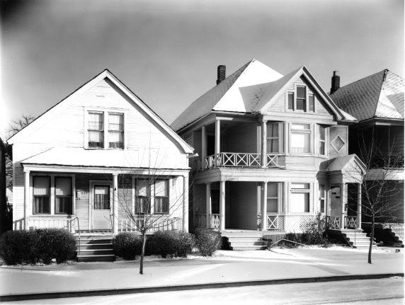 (WSAV002727_042) Poletown, Residential Views, Finley Street, 1981