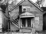 (WSAV002727_045) Poletown, Architecture, Newton Street, 1981