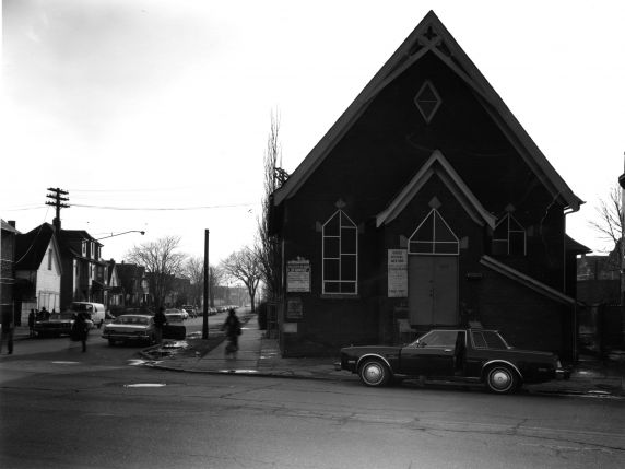 (WSAV002727_050) Poletown, Churches, 1981