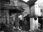 (WSAV002727_053) Poletown, Neighborhood Views, Alleys, 1981