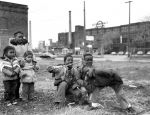 (WSAV002727_058) Poletown, Neighborhood Views, Children, 1981