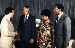 (11993) Mandela at AFSCME Convention