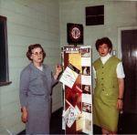 (10286) SWE Detroit, Exhibit, Wayne State University, 1968