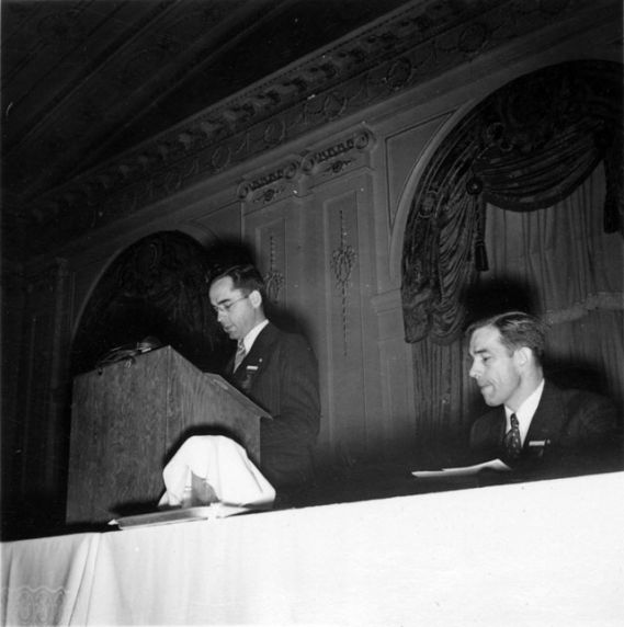 (11307) 1940 AFSCME Convention