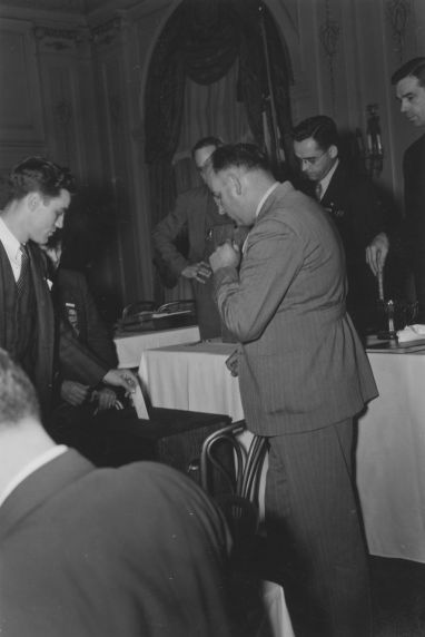 (11308) 1940 AFSCME Convention