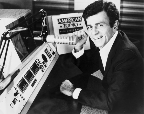 (36033) American Top 40 with Casey Kasem, circa 1980s.