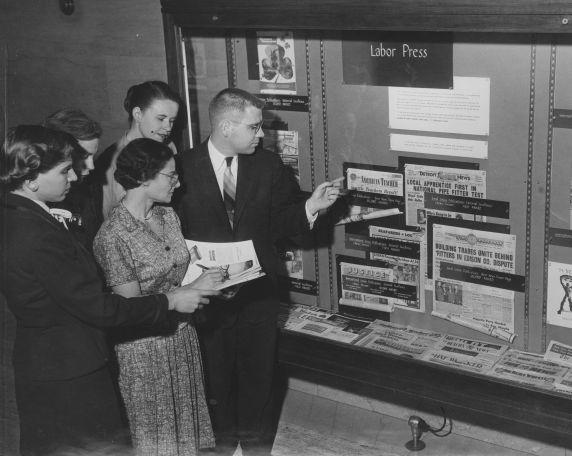 (9812) Detroit Public Library