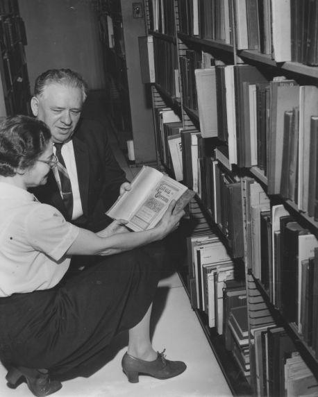 (9813) Detroit Librarian