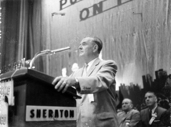(11336) 1960 AFSCME Convention