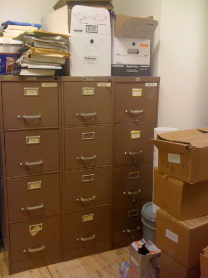 (28917) File cabinet, Cleveland, Ohio 2012