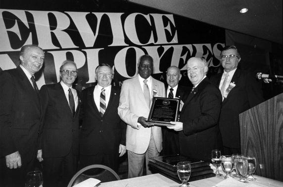 (30038), Cecil Ward, John Sweeney, Richard Cordtz, International Convention, 1984